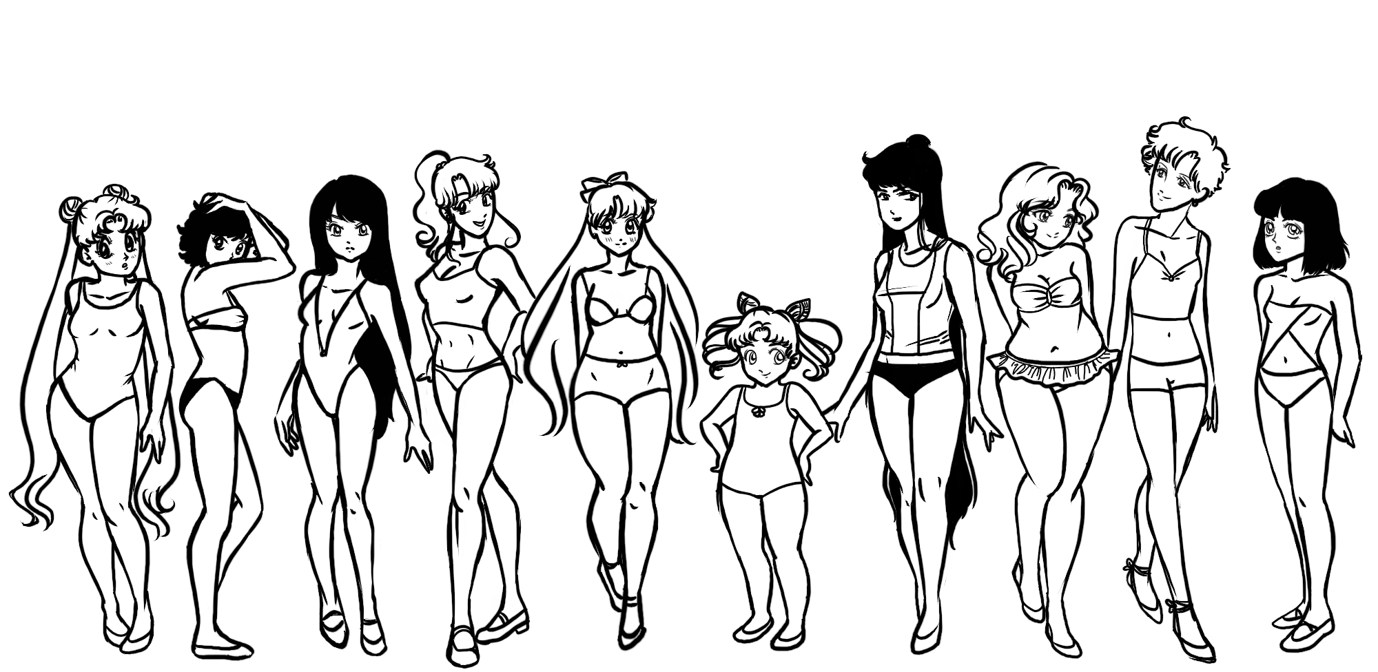 2000x976 Sailor Body Types By Karynironsides