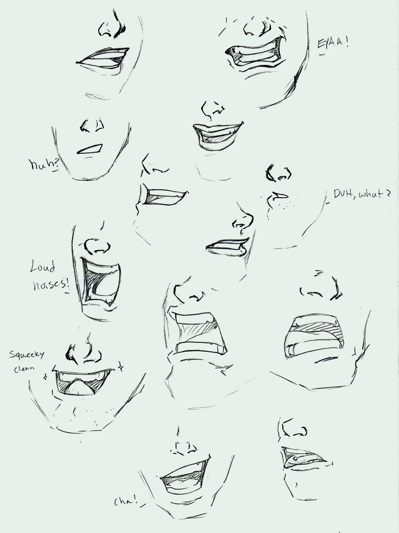800x1068 Best Photos Of Anime Mouth Expressions