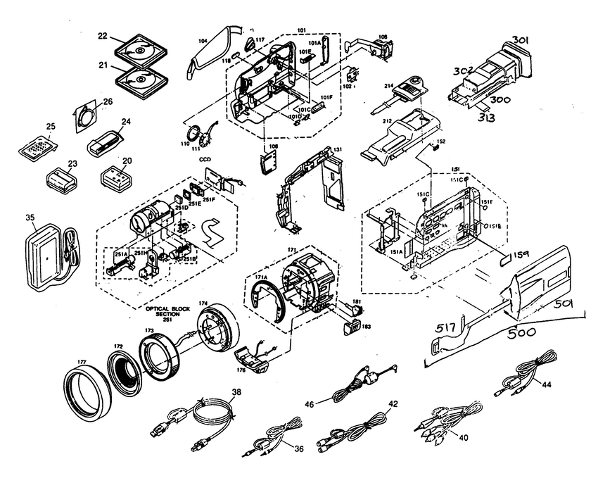 850x696 Patent Us20100111489 Digital Camera System For Recording Drawing