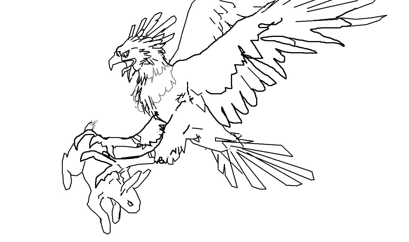 1394x826 Coloring Mexican Folk Art Coloring Pages Harpy Eagle Page Digital