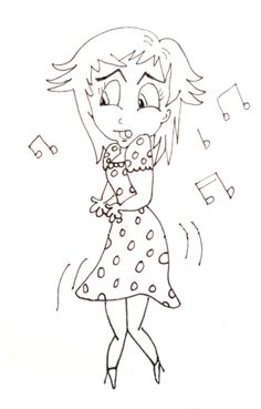 236x369 Peekaboo Rabbit Free Digital Drawings Rabbit