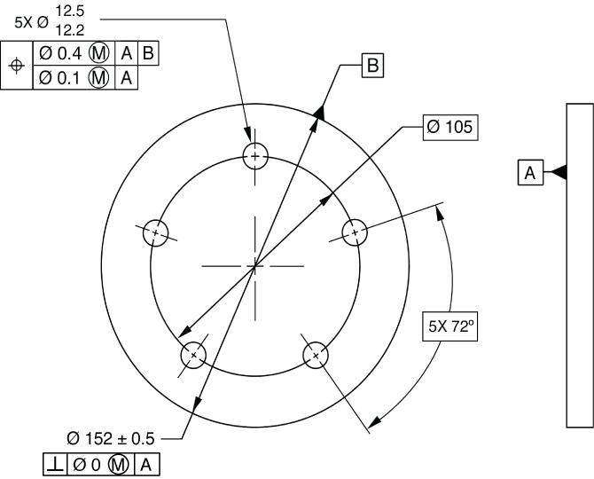 dimension symbols of drawing at getdrawings com