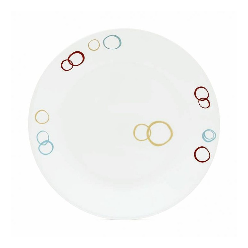800x800 Corelle Circle Dinner Plate,26cm 6pcs Set