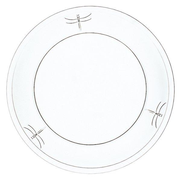 600x600 La Rochere Dragonfly 9.5 Inch Dinner Plates Amp Reviews Wayfair