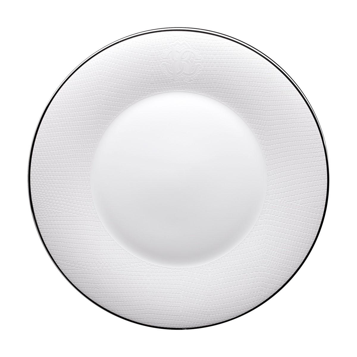 1200x1200 Lizzard Platin Dinner Plate