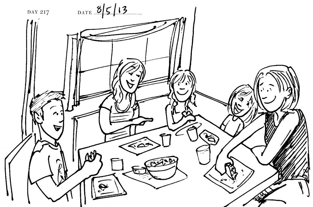 1051x695 My Week In Sketches