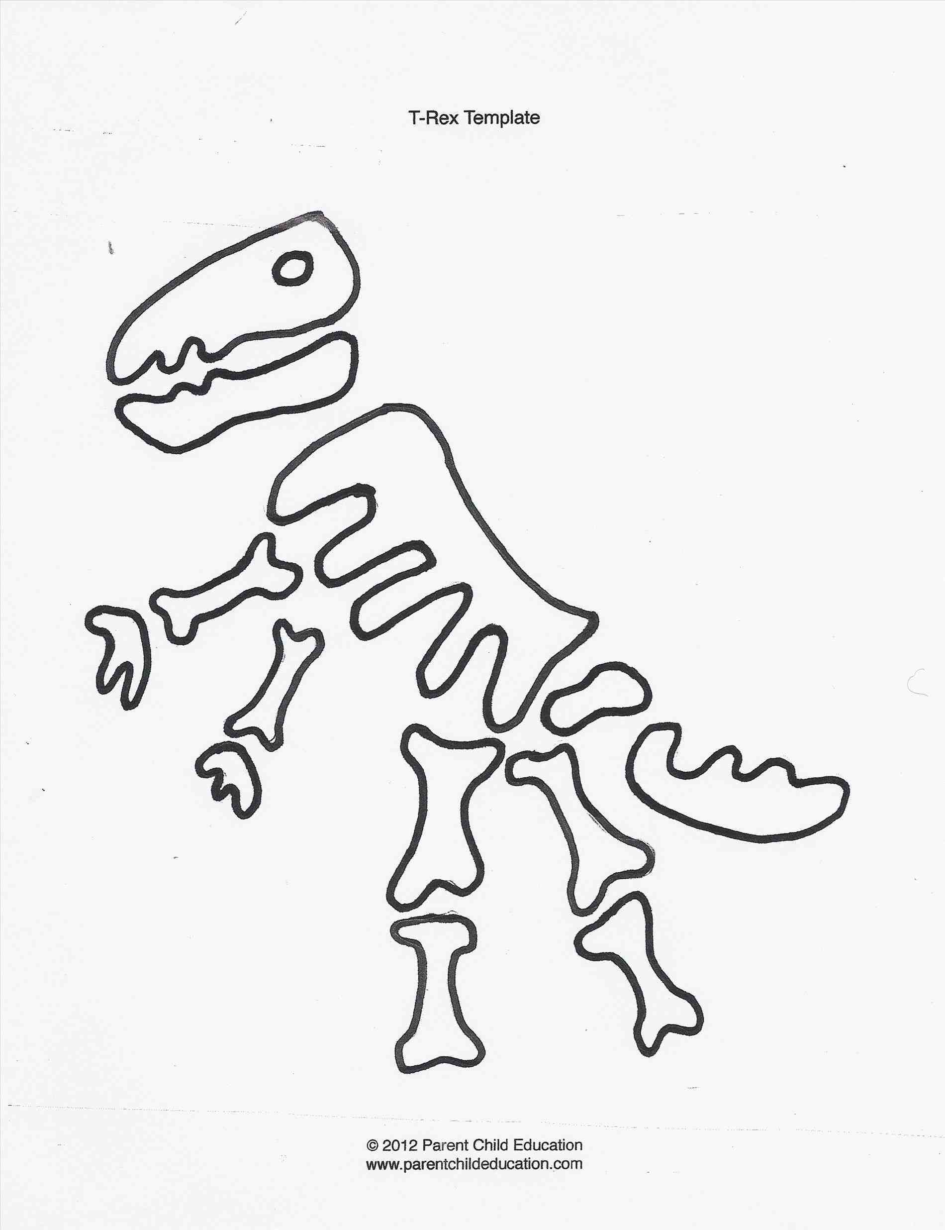 Dinosaur Bone Drawing at GetDrawings | Free download