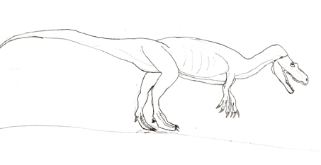 453x233 Dinosaur Drawings From Dinosaur Fans
