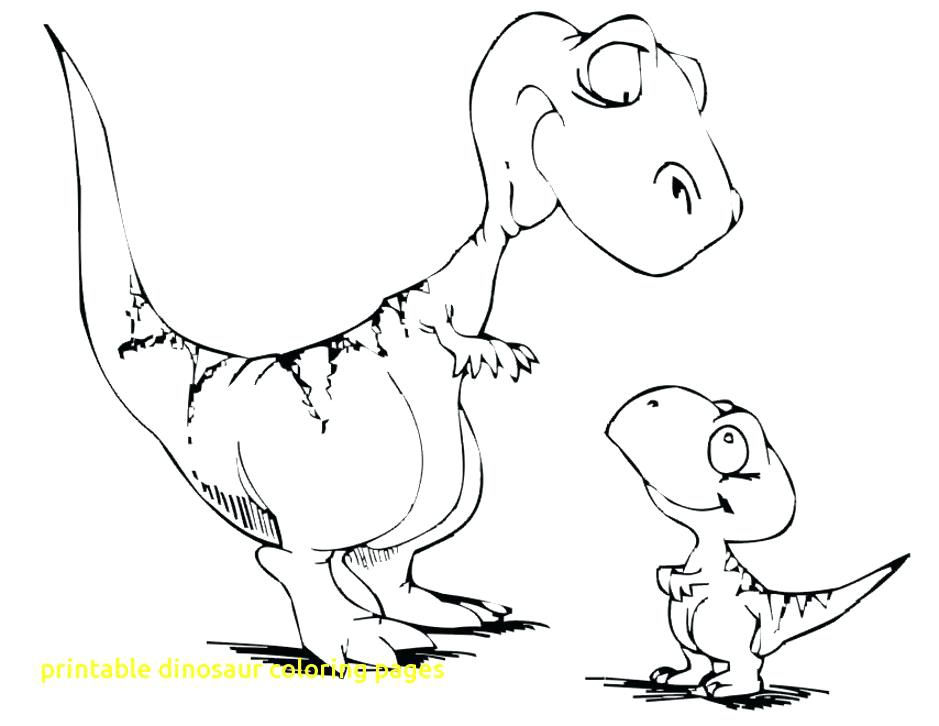 939x726 Free Printable Dinosaur Coloring Pages Baby Dinosaur Coloring