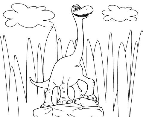 478x391 The Good Dinosaur Games