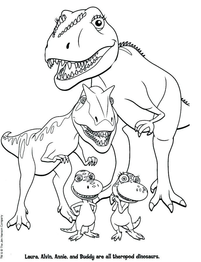 687x894 Awesome Cute Dinosaur Coloring Pages New Free Medium Size