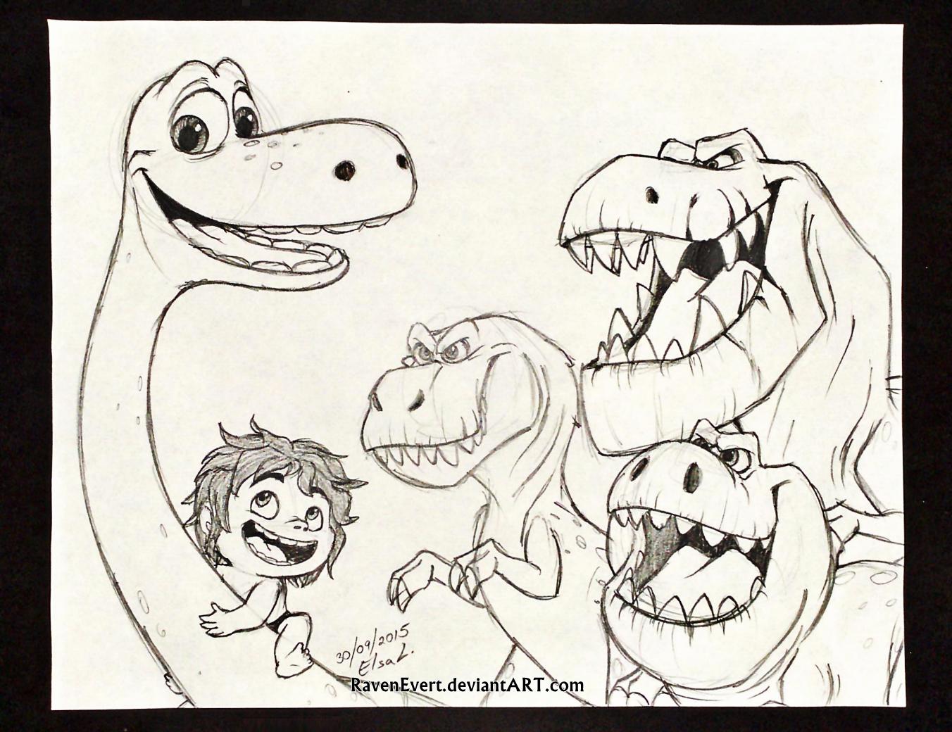 1352x1040 The Good Dinosaur