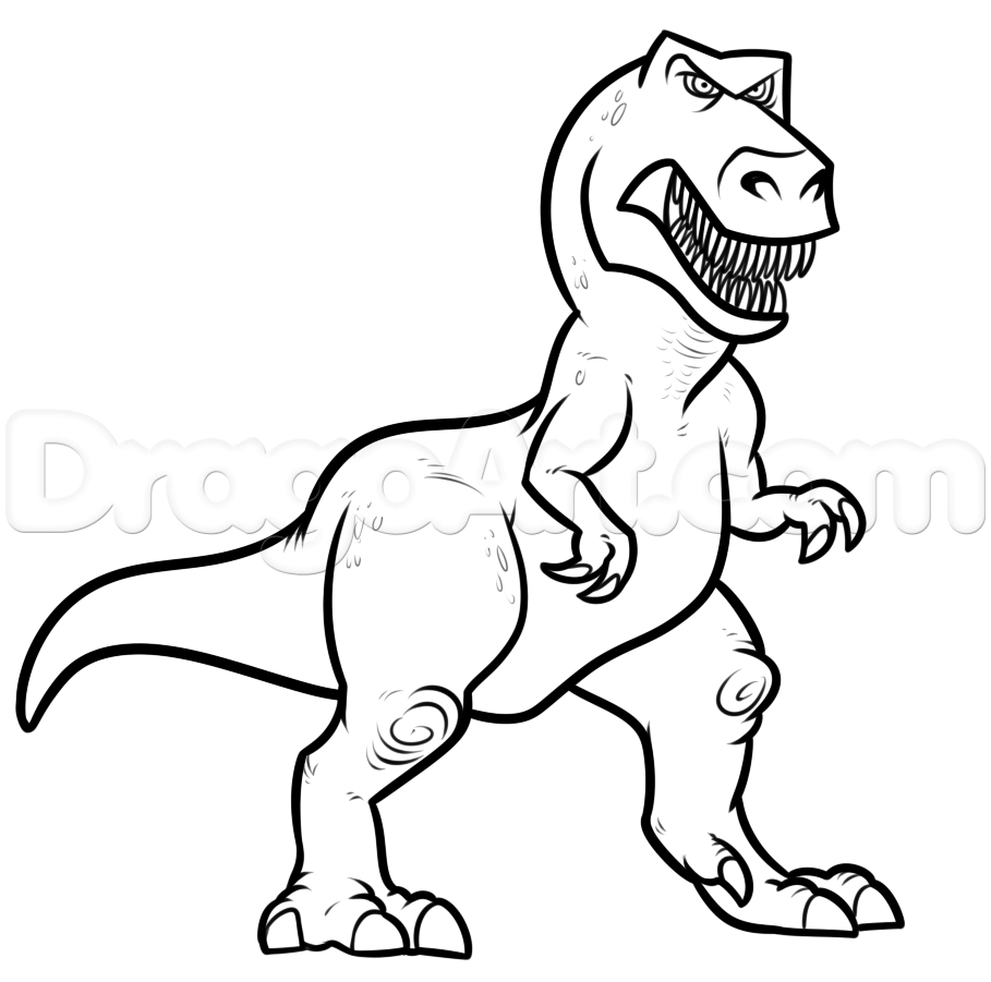 909x901 Dinosaur Pictures For Drawing How To Draw Butch From The Good
