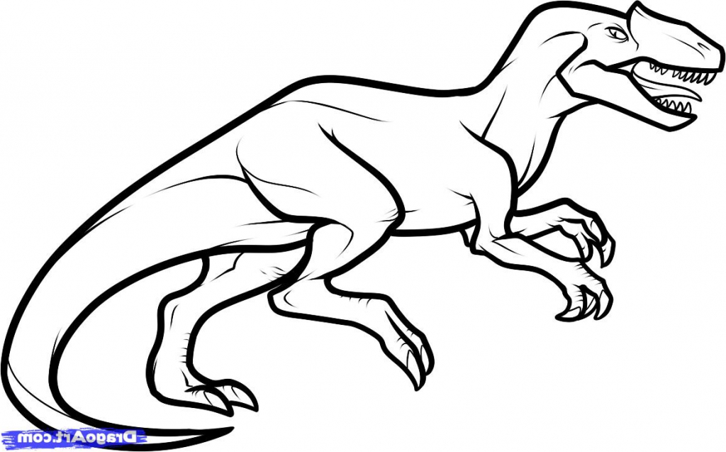 1024x637 Coloring Pages Easy Dinosaurs To Draw Easy Pictures Of Dinosaurs