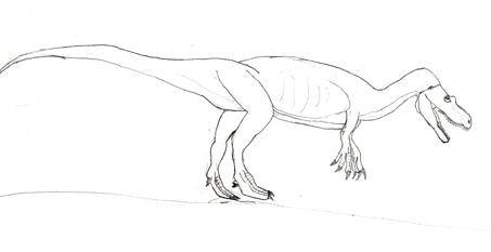 453x233 Dinosaur Drawings From Dinosaur Fans