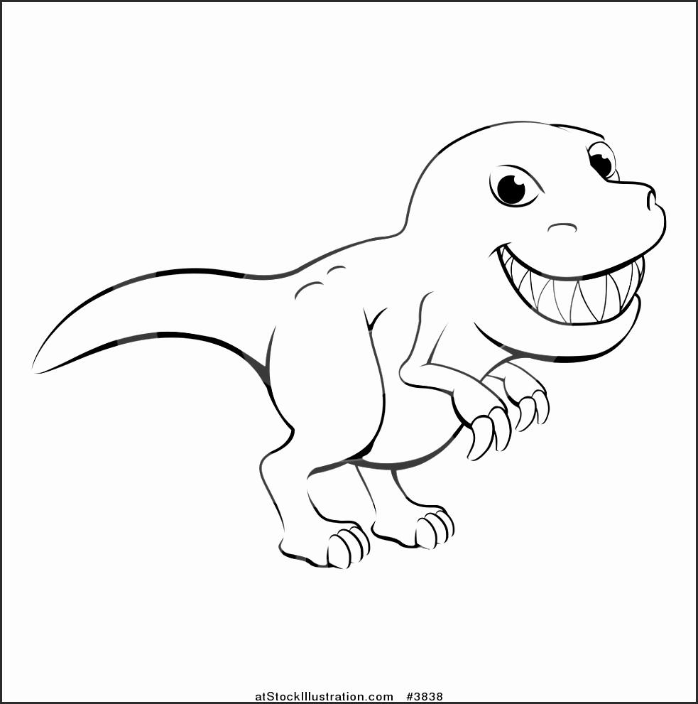983x991 Trex Outline Jvbne New Printable T Rex Dino Footprint Coolest Free