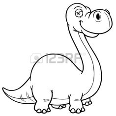 236x236 Easy To Draw Dinosaurs For Kids