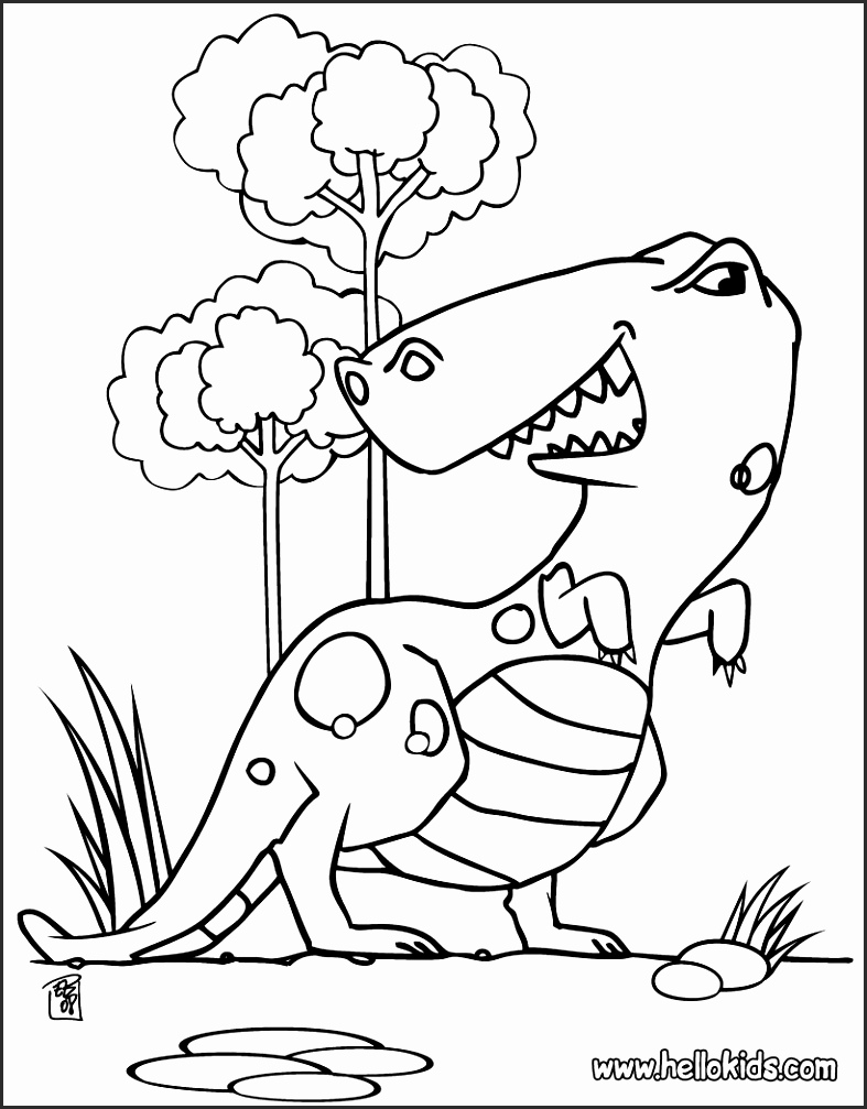 787x1007 Dinosaur Fossil Coloring Pages Cjkju New Dinosaur Coloring Pages