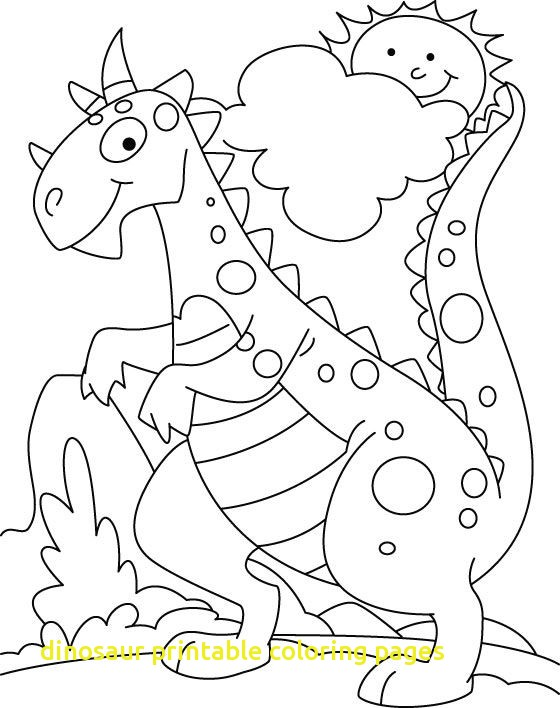 560x708 Dinosaur Printable Coloring Pages Coloringpageforkids.co