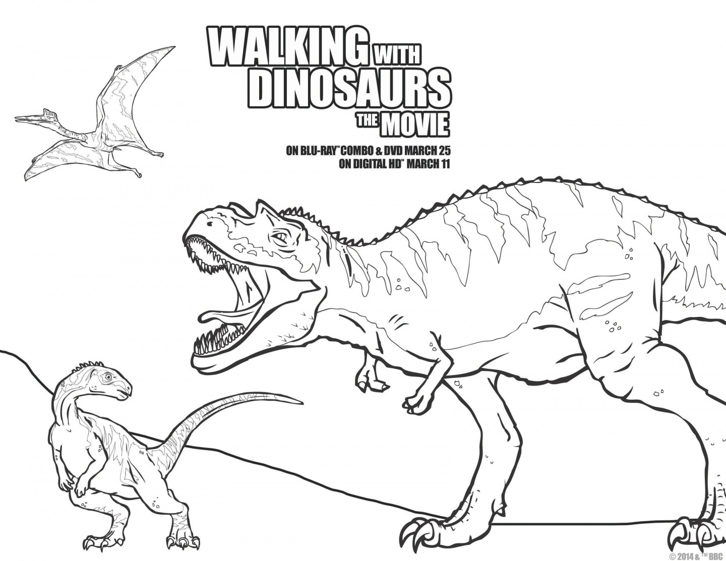 1440x1113 Dinosaur King Coloring Pages Coloring Page