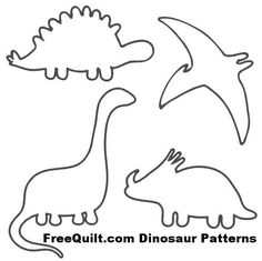 Dinosaur Outline Drawing at GetDrawings.com | Free for personal use ...