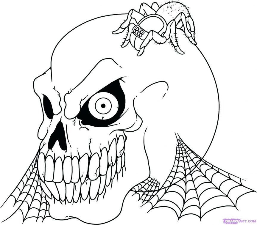 863x757 Incredible Dinosaur Skeleton Coloring Pages With Fossils Worksheet