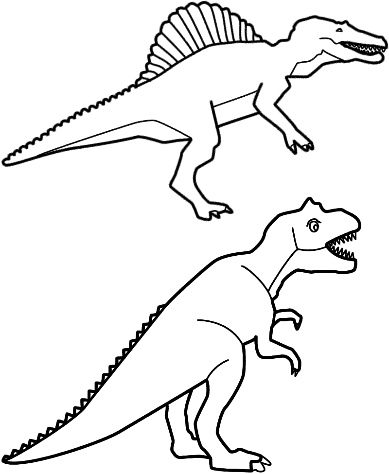how to draw at rex dinosaur