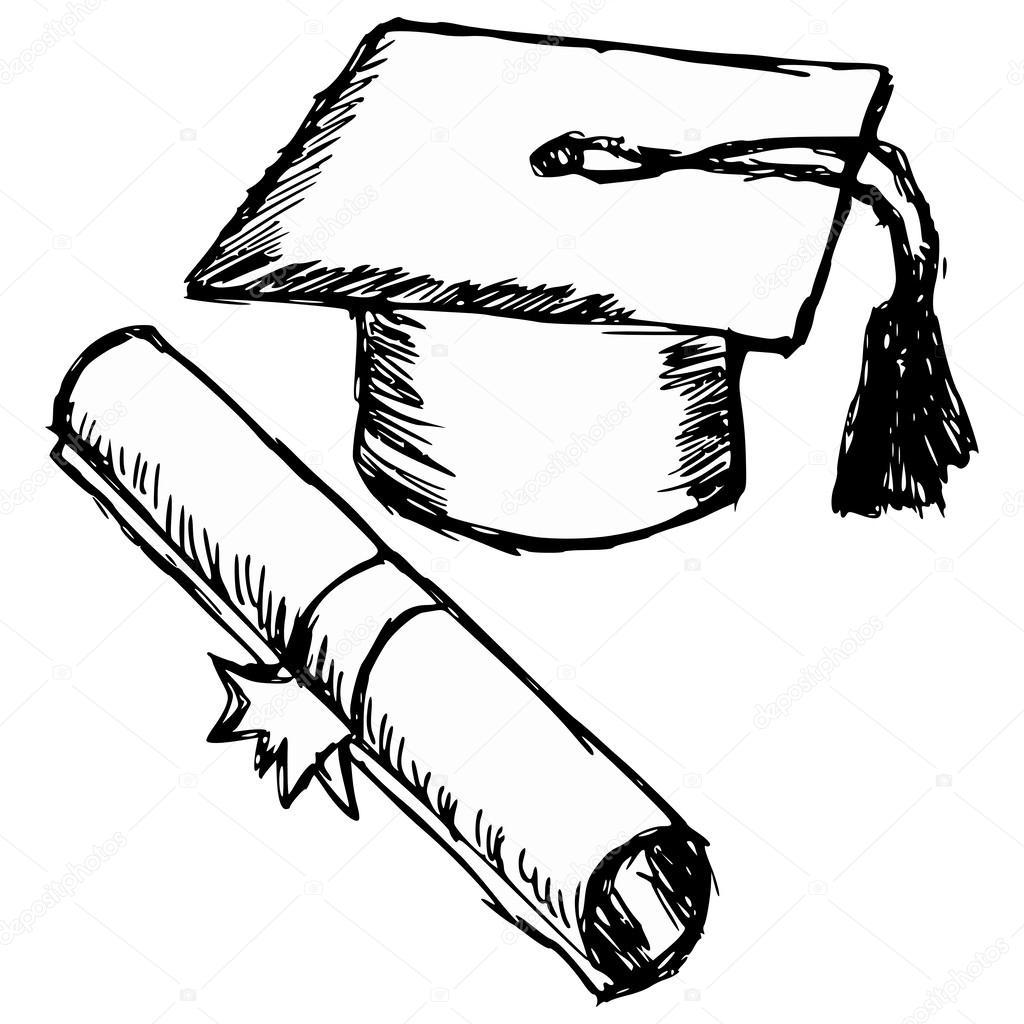 1024x1024 Diploma Stock Vector Perysty