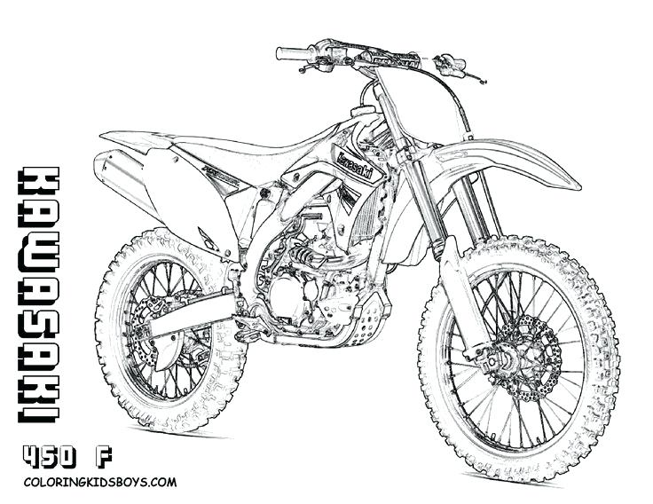 736x568 Dirt Bike Coloring Pages Dirt Bike 5 Dirt Bike Coloring Pages