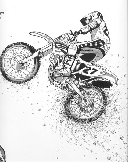 420x531 Terry's Dirt Bike By Jeff Blascyk