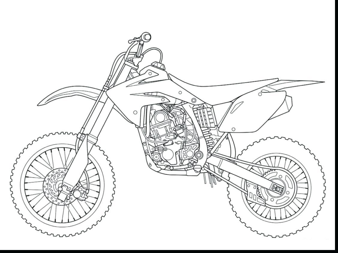 Groß Motocross Malvorlagen Bilder - Malvorlagen Von Tieren - ngadi.info
