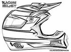 250x185 How To Draw A Motorcycle Helmet Step By