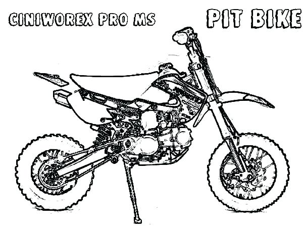 600x464 Dirt Bike Coloring Pictures Dirt Bike Coloring Pages Free To Print