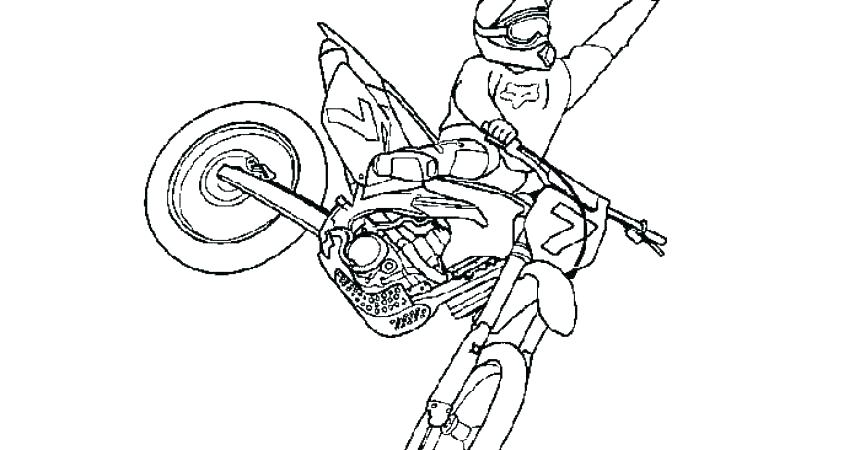 dirt bikes drawing at getdrawings com