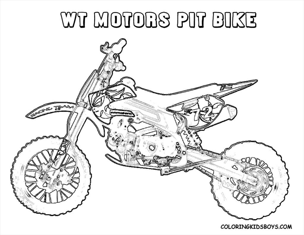 1024x791 Good Dirt Bike Coloring Pages Pic Unknown Resolutions High