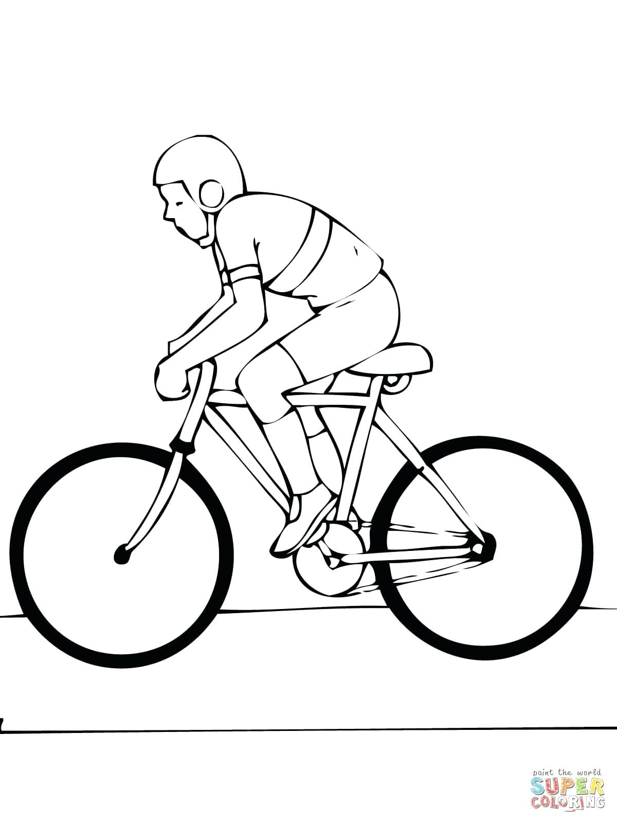 1200x1600 Coloring Bicycle Coloring Pages How To Draw A Bike Pics Of Page