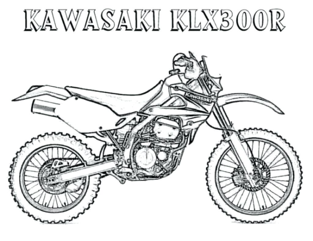 1024x791 Coloring Bike Coloring Page