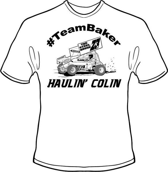 585x600 Colin Baker T Shirts To Be Sold At Cgs Memorial Day Weekend All