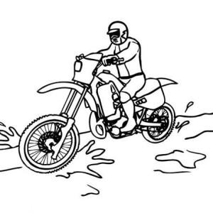 300x300 Honda Dirt Bike Xr650 Coloring Page Honda Dirt Bike Xr650