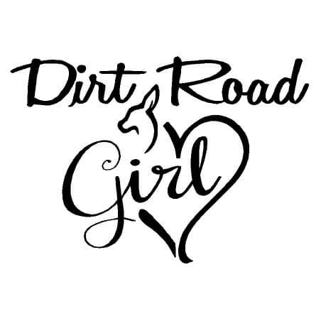 452x452 Country Decal 1012 Dirt Road Country Boy Customs Store