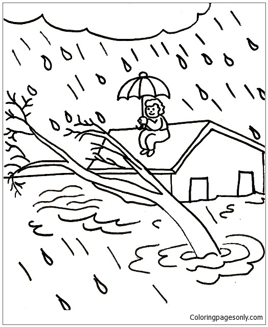 Internet Safety Coloring Pages