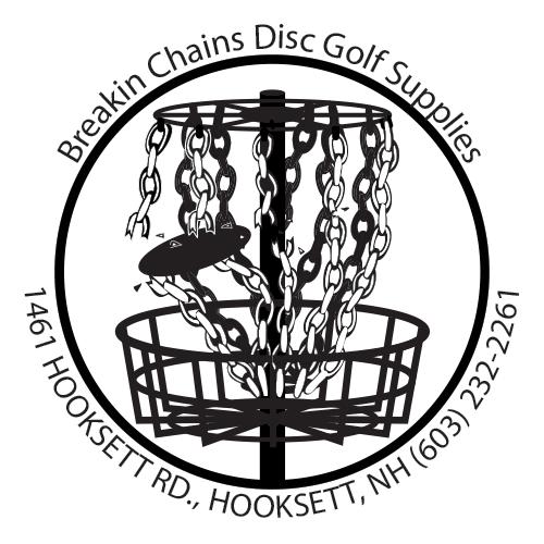 500x500 Breakin Chains Disc Golf Supplies Voodoo Disc Golf