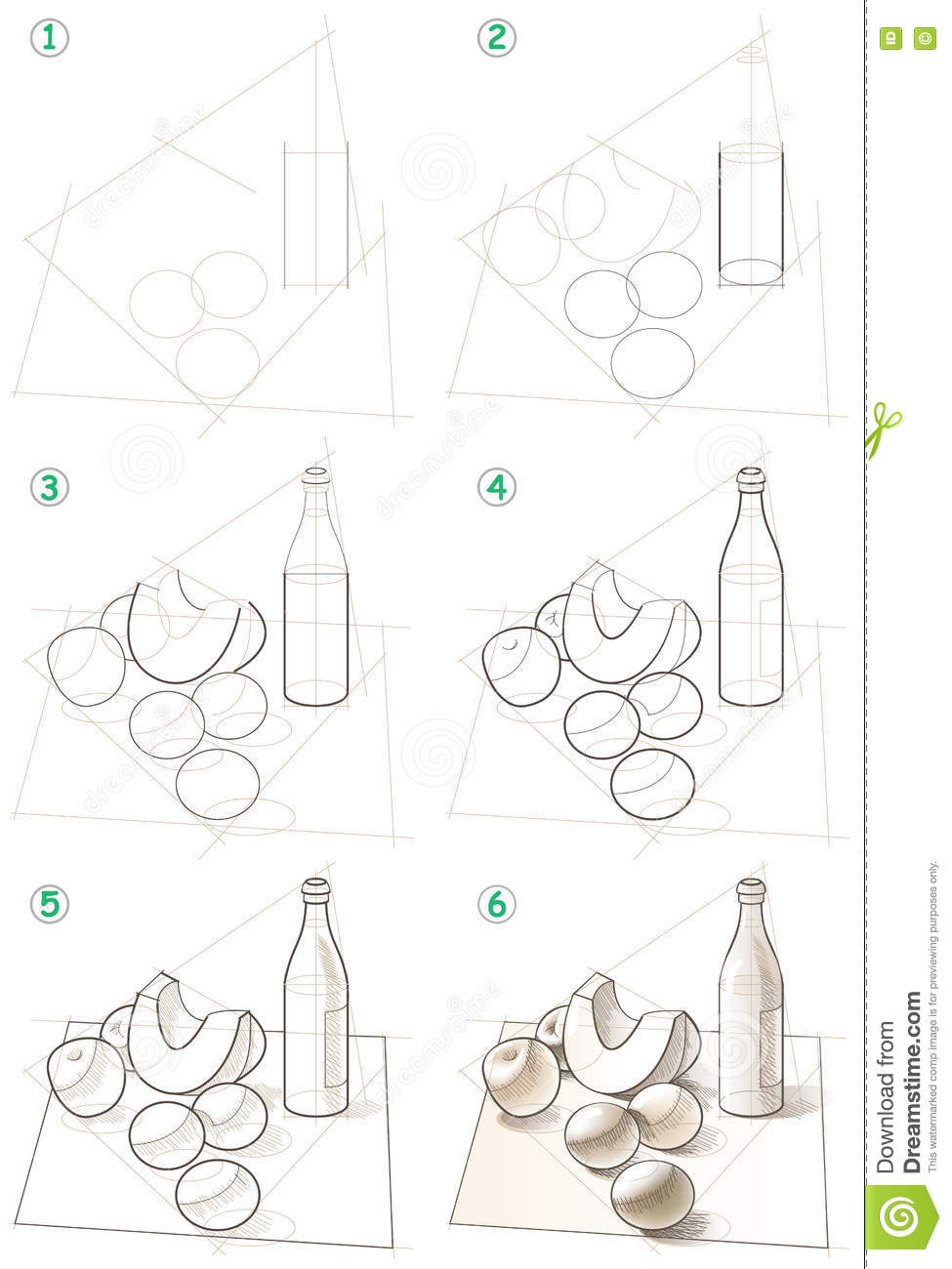975x1300 Drawing Still Life Step By Step How To Draw A Still Life Drawing