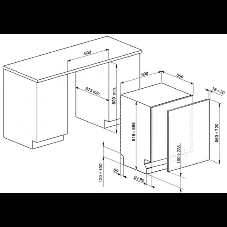 750x750 Aquatec Professional Inline Dishwashers Direct