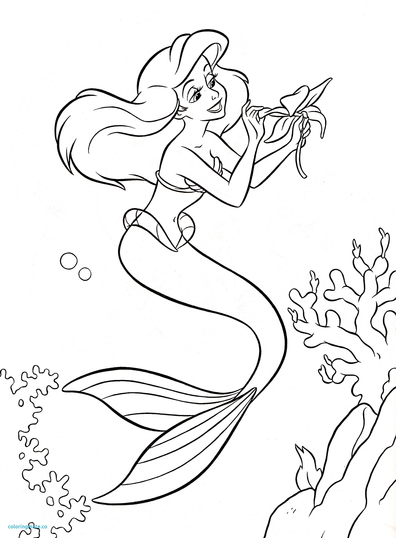Ausmalbilder Disney Arielle : Fein Coloriage Ariel Et Eric Bilder Framing Malvorlagen