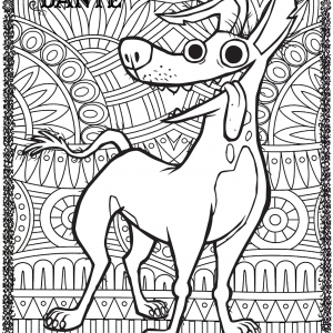 300x300 Disney Coloring Pages