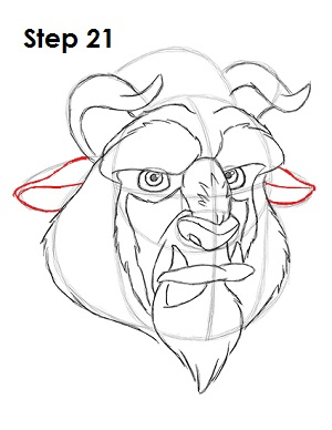 300x388 How To Draw The Beast