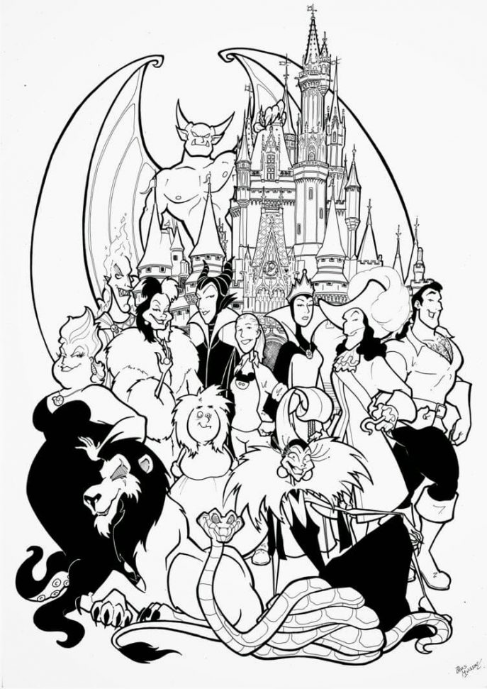 687x971 Coloring Adult Disney Drawing Alice In Wonderlandloring Pages