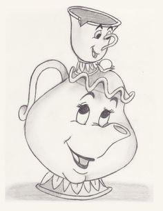 236x306 Disney Characters Drawings