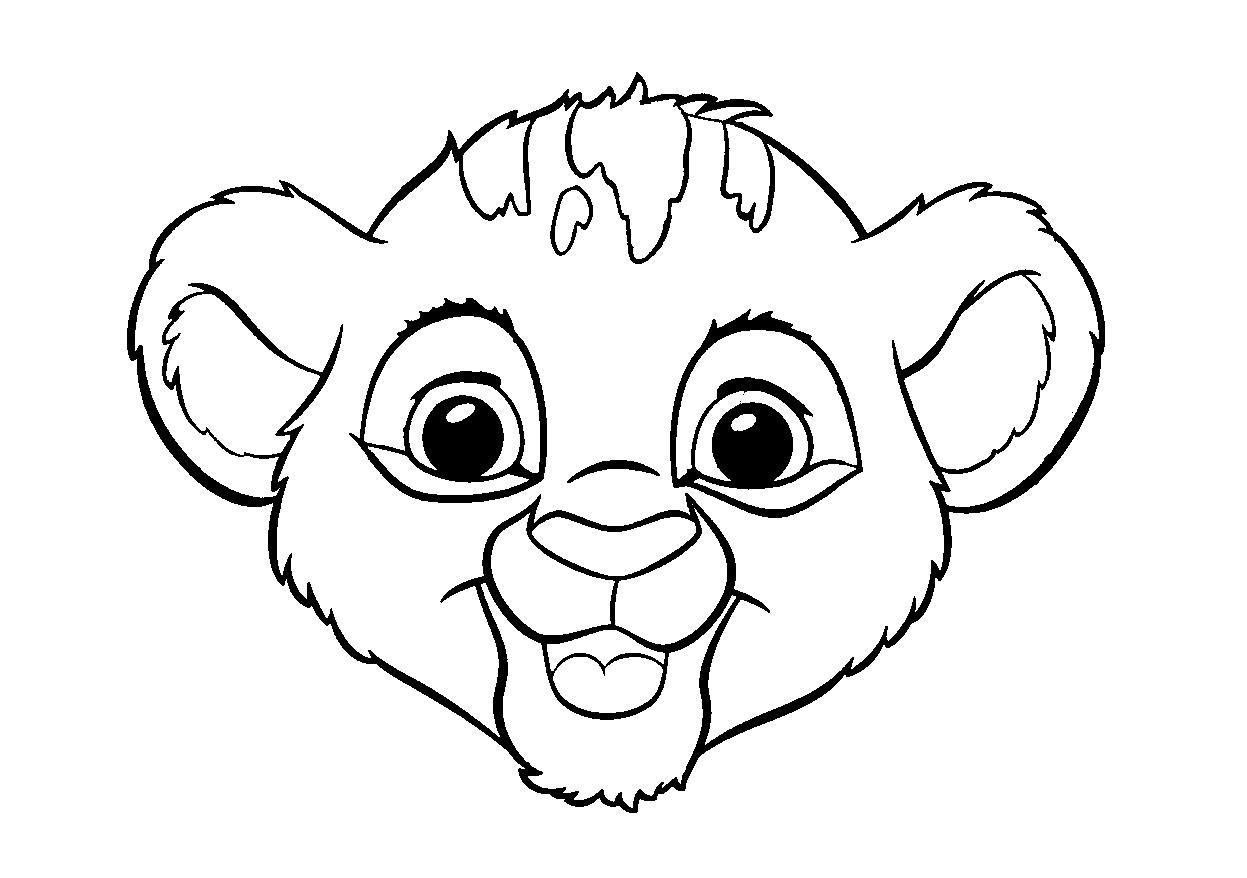 1247x878 Colour Drawing Free Wallpaper Disney Cartoon The Lion King
